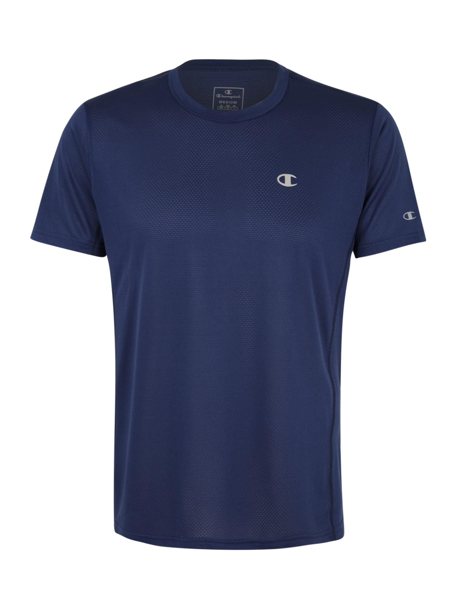 Champion Authentic Athletic Apparel Sportiniai marškinėliai tamsiai mėlyna