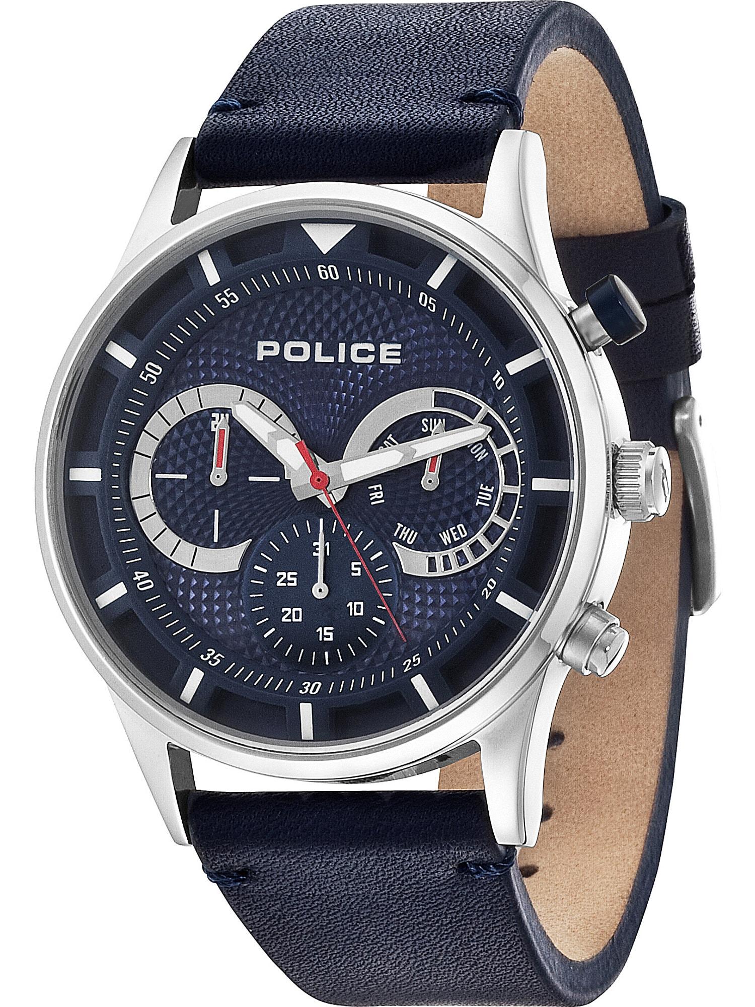 Armbanduhr 'Driver' | Uhren > Sonstige Armbanduhren | Police