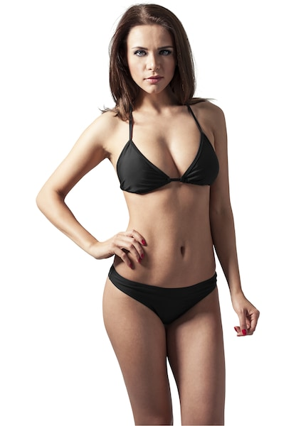 Bademode - Bikini › Urban Classics › schwarz  - Onlineshop ABOUT YOU