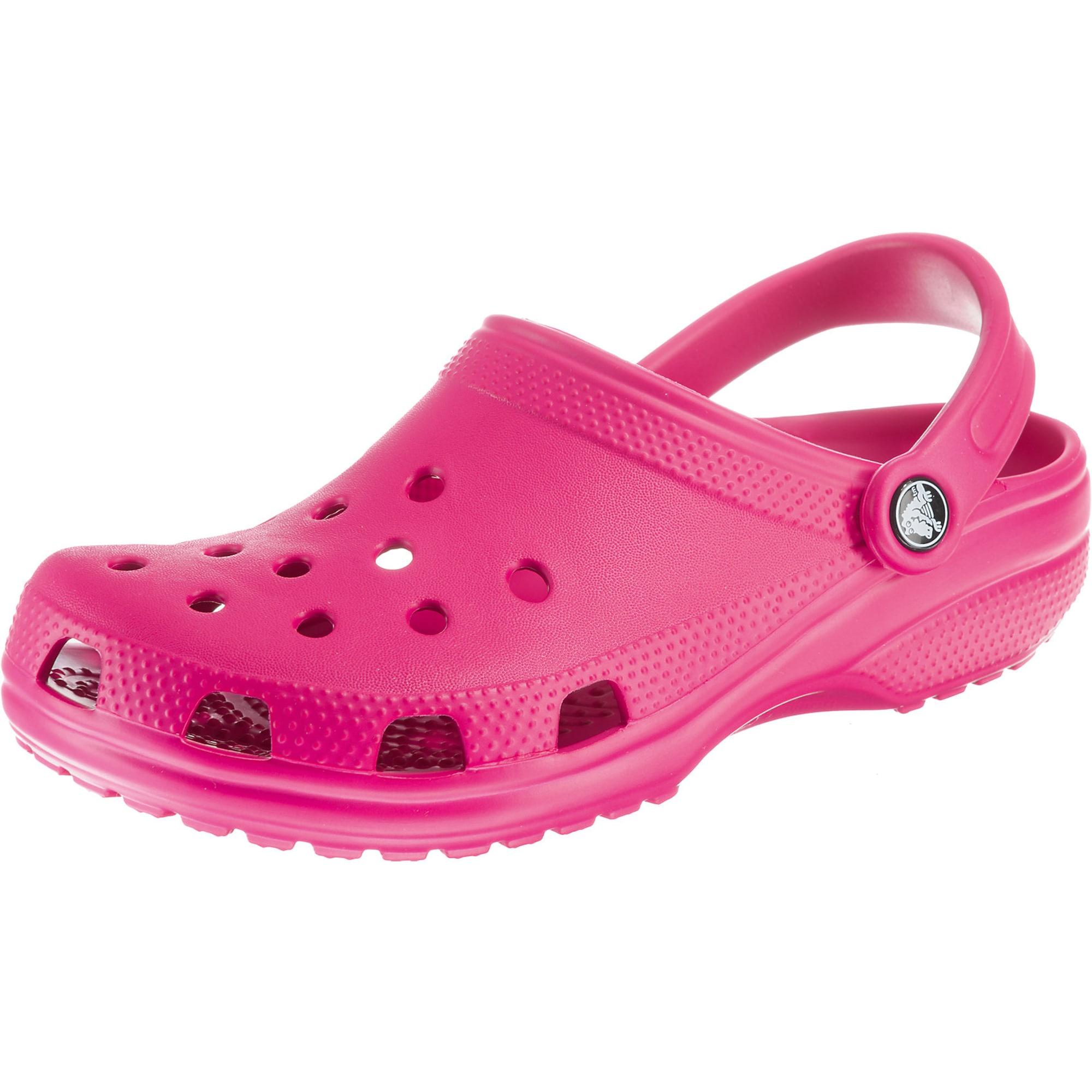Pantofle Classic W pink Crocs