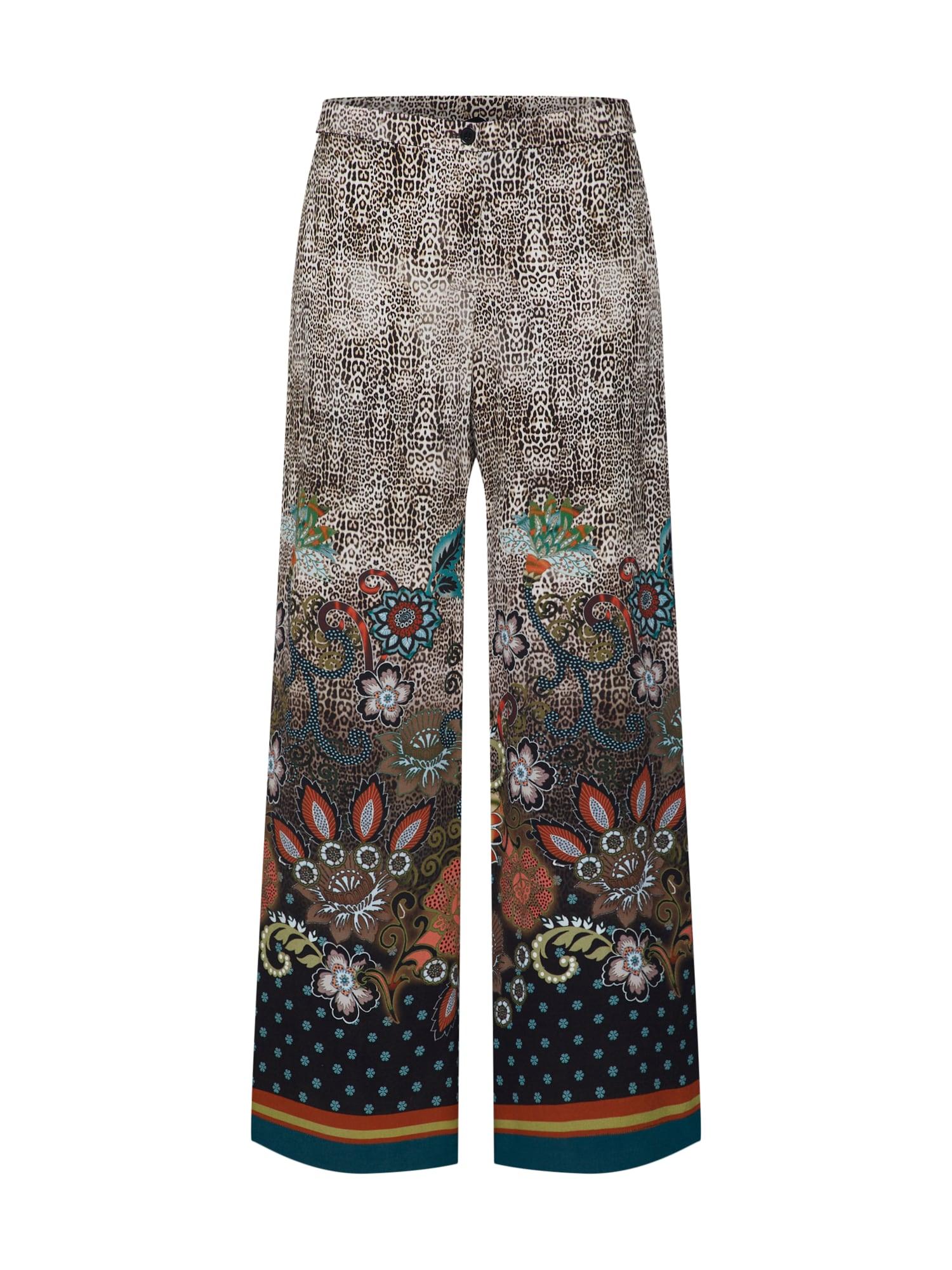 Kalhoty Sasha Flex mix barev SAND COPENHAGEN