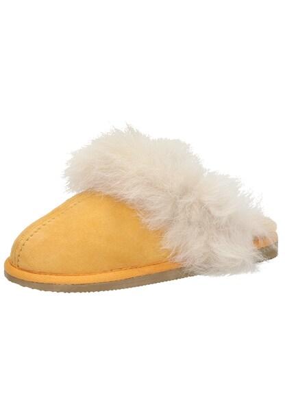 Hausschuhe - Hausschuhe › Shepherd › beige gelb  - Onlineshop ABOUT YOU