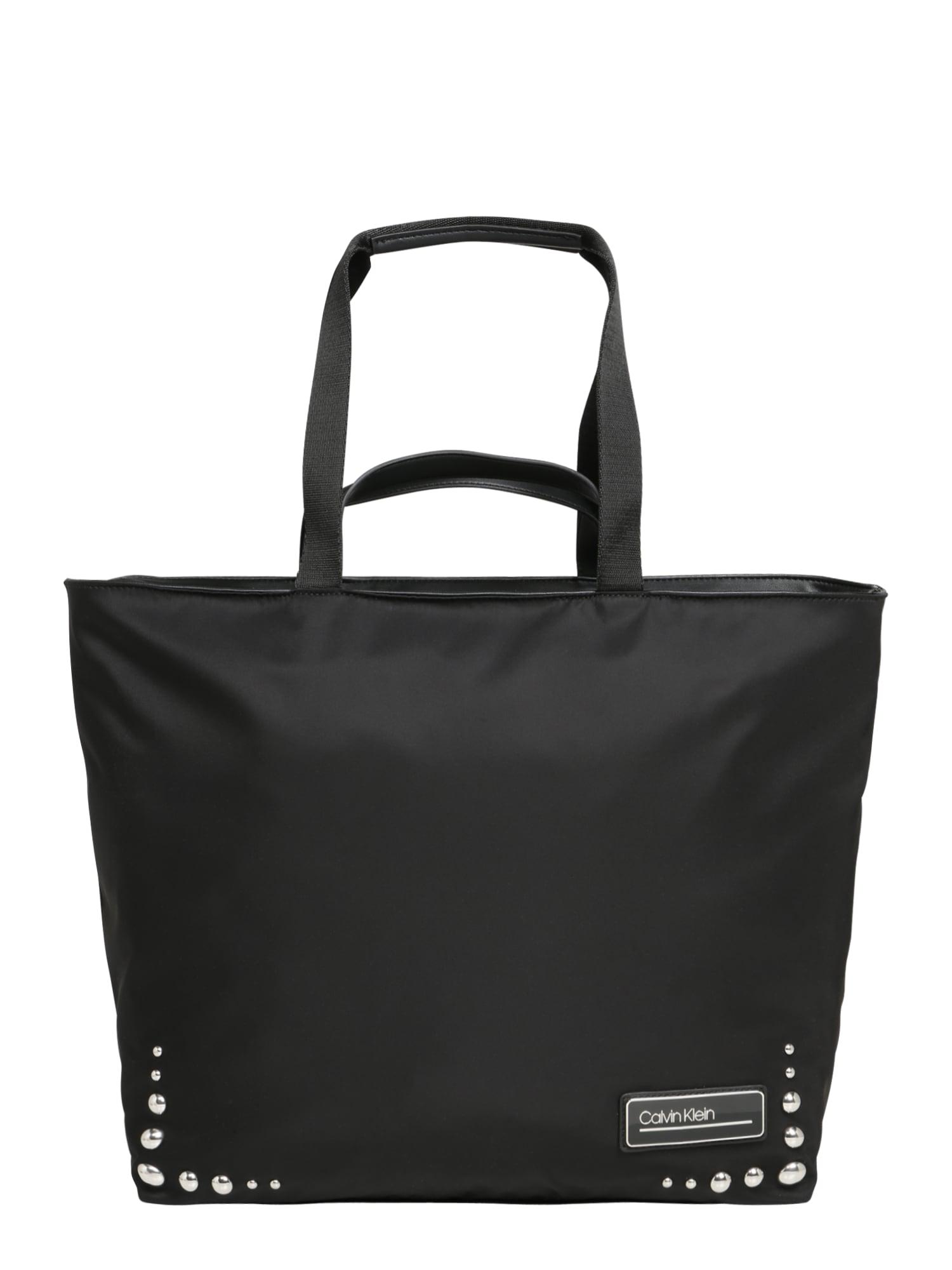 Calvin Klein Pirkinių krepšys 'PRIMARY PSP20' juoda