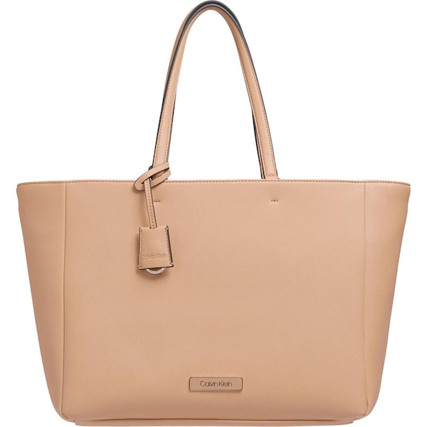 Shopper - Shopper › Calvin Klein › hellbeige  - Onlineshop ABOUT YOU