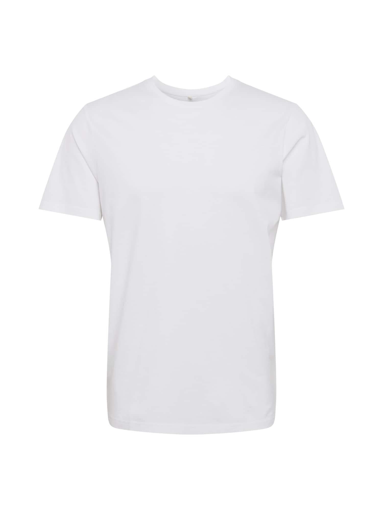 bleed clothing Marškinėliai balta