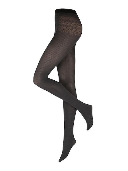 Strumpfhosen für Frauen - Strumpfhose 'Free Style TI' › Falke › anthrazit  - Onlineshop ABOUT YOU