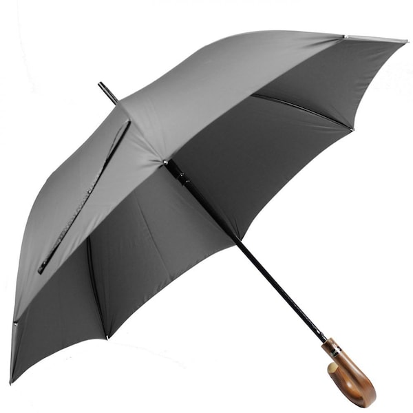 Regenschirme - Stockschirm 'Knight' › Bugatti › grau  - Onlineshop ABOUT YOU