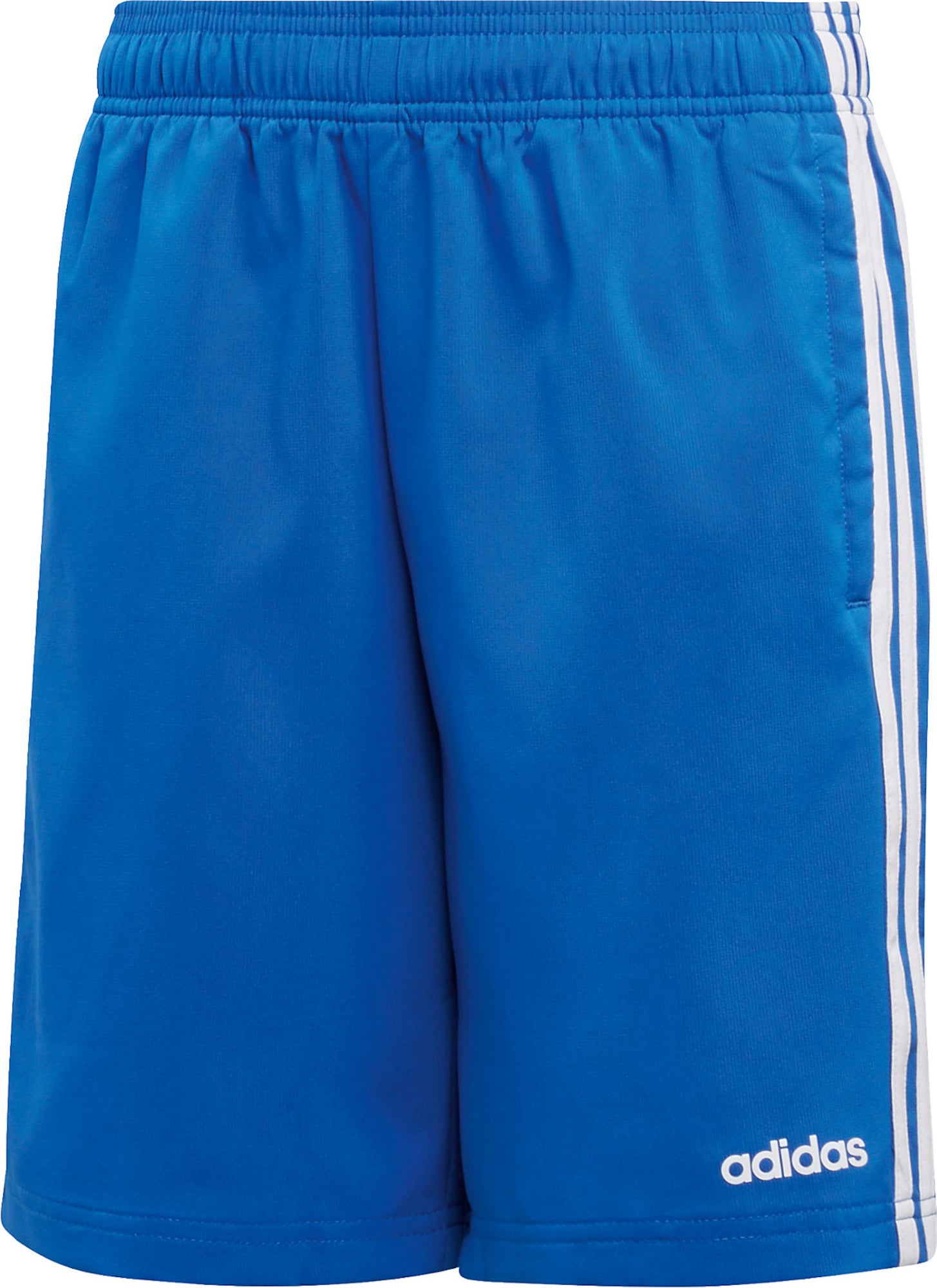 "ADIDAS PERFORMANCE Sportinės kelnės 'E 3S WV SH' sodri mėlyna (""karališka"") / balta"
