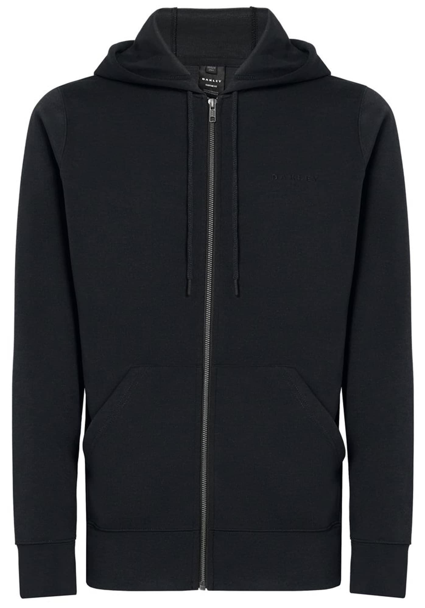 OAKLEY Sportinis džemperis 'Full Flex' juoda