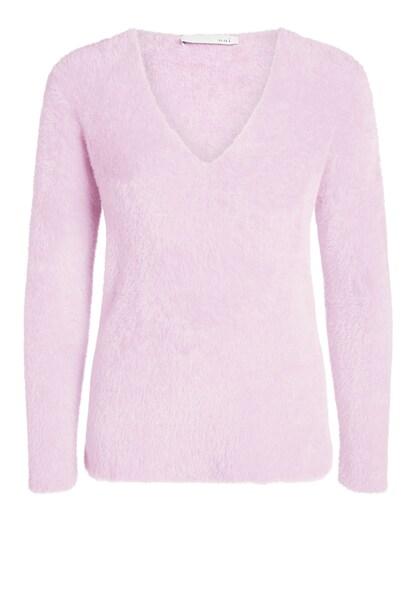 Oberteile für Frauen - OUI Pullover hellpink  - Onlineshop ABOUT YOU