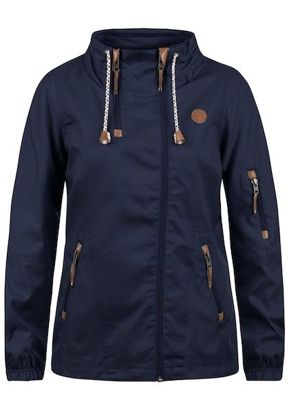 Jacken für Frauen - Desires Kurzjacke 'Belle' nachtblau  - Onlineshop ABOUT YOU