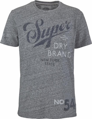 Superdry T-Shirt 'DRY BRAND TEE'