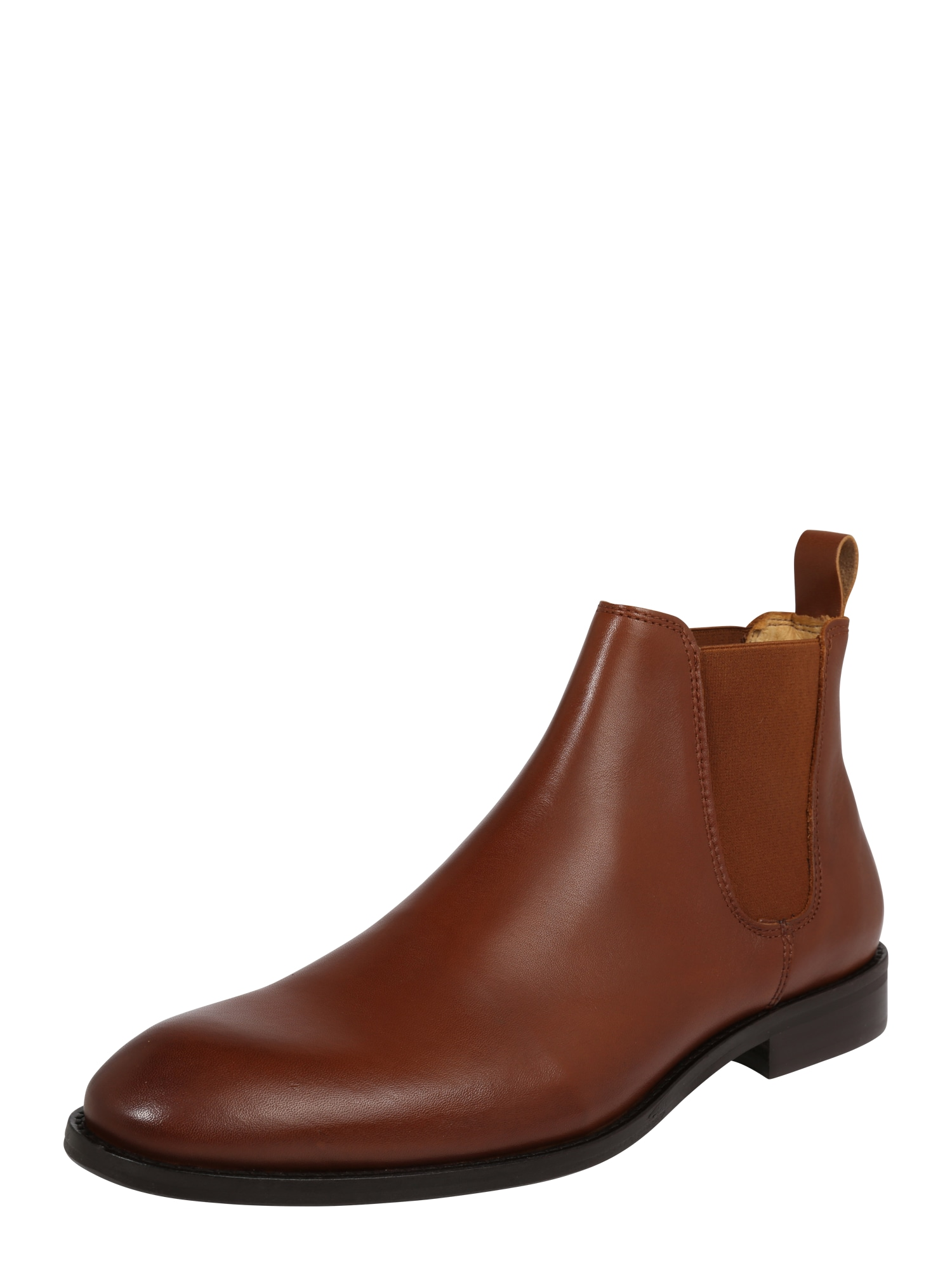 Chelsea boty Abbot koňaková Bianco