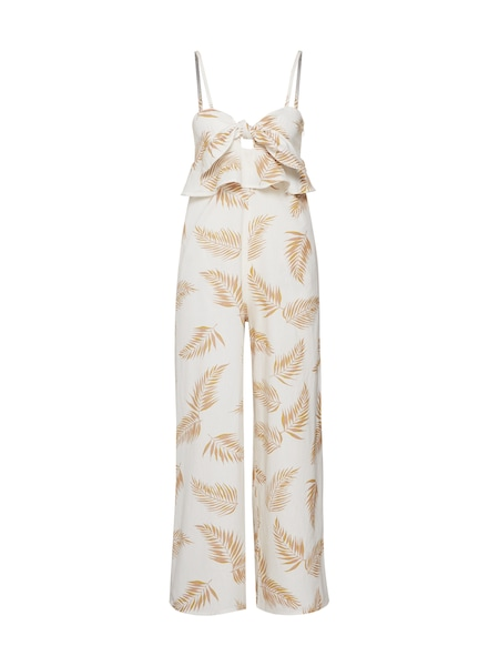 Hosen für Frauen - BILLABONG Overall 'Twist Flirt' creme  - Onlineshop ABOUT YOU