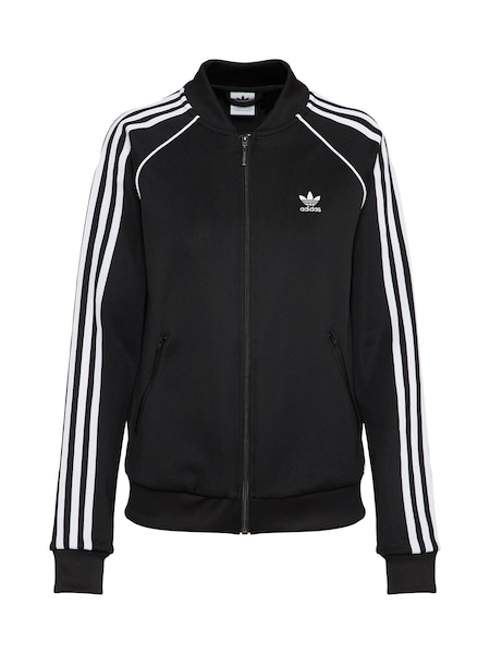 Jacken - Sweatjacke › ADIDAS ORIGINALS › schwarz weiß  - Onlineshop ABOUT YOU