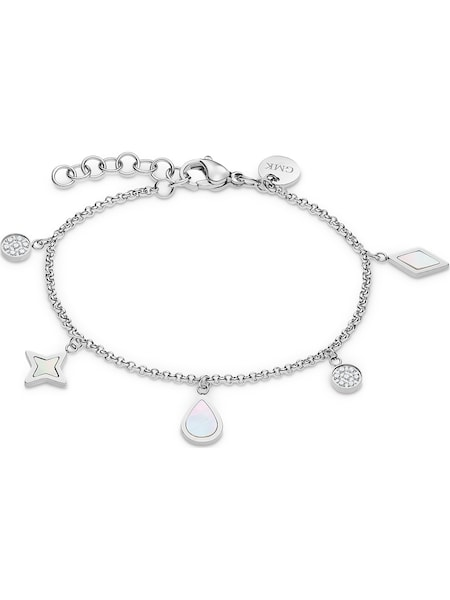 Armbaender - Armband › GMK Collection › silber perlweiß  - Onlineshop ABOUT YOU