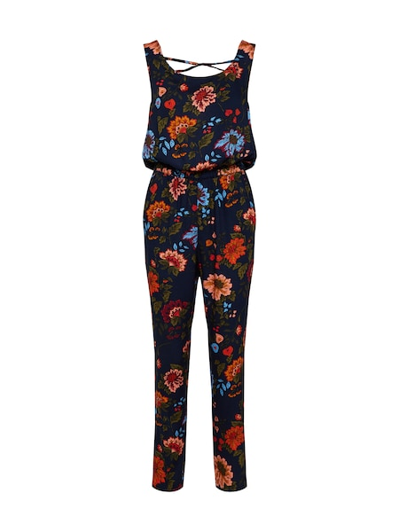 Hosen für Frauen - TOM TAILOR DENIM Jumpsuit navy mischfarben  - Onlineshop ABOUT YOU