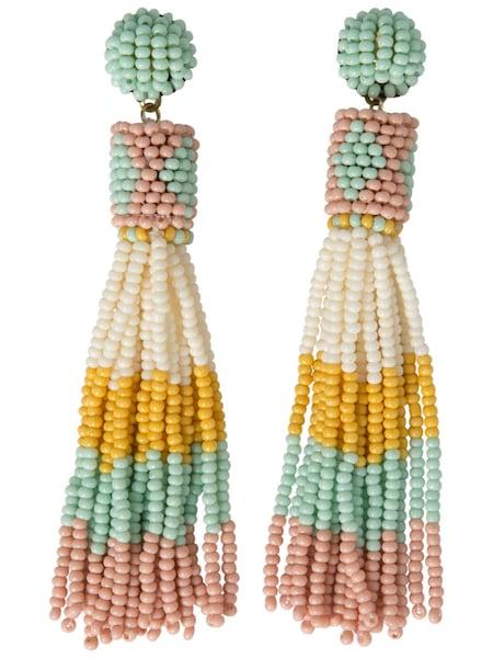 Ohrringe für Frauen - PIECES Ohrringe grün  - Onlineshop ABOUT YOU