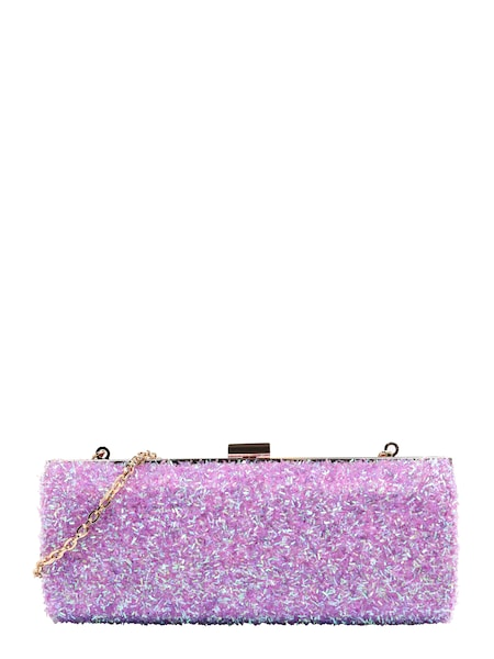 Clutches für Frauen - Mascara Clutch lavendel  - Onlineshop ABOUT YOU