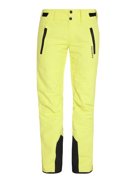 Hosen - Skihose › Chiemsee › gelb  - Onlineshop ABOUT YOU