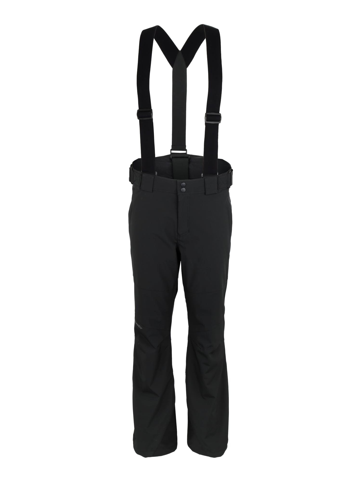 Sportovní kalhoty TELMO černá ZIENER