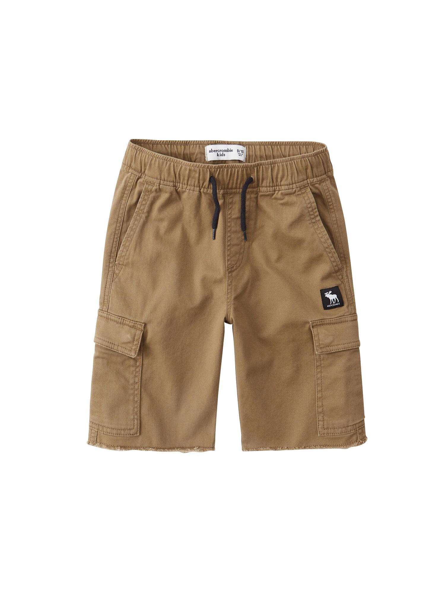 Abercrombie & Fitch Kelnės ruda
