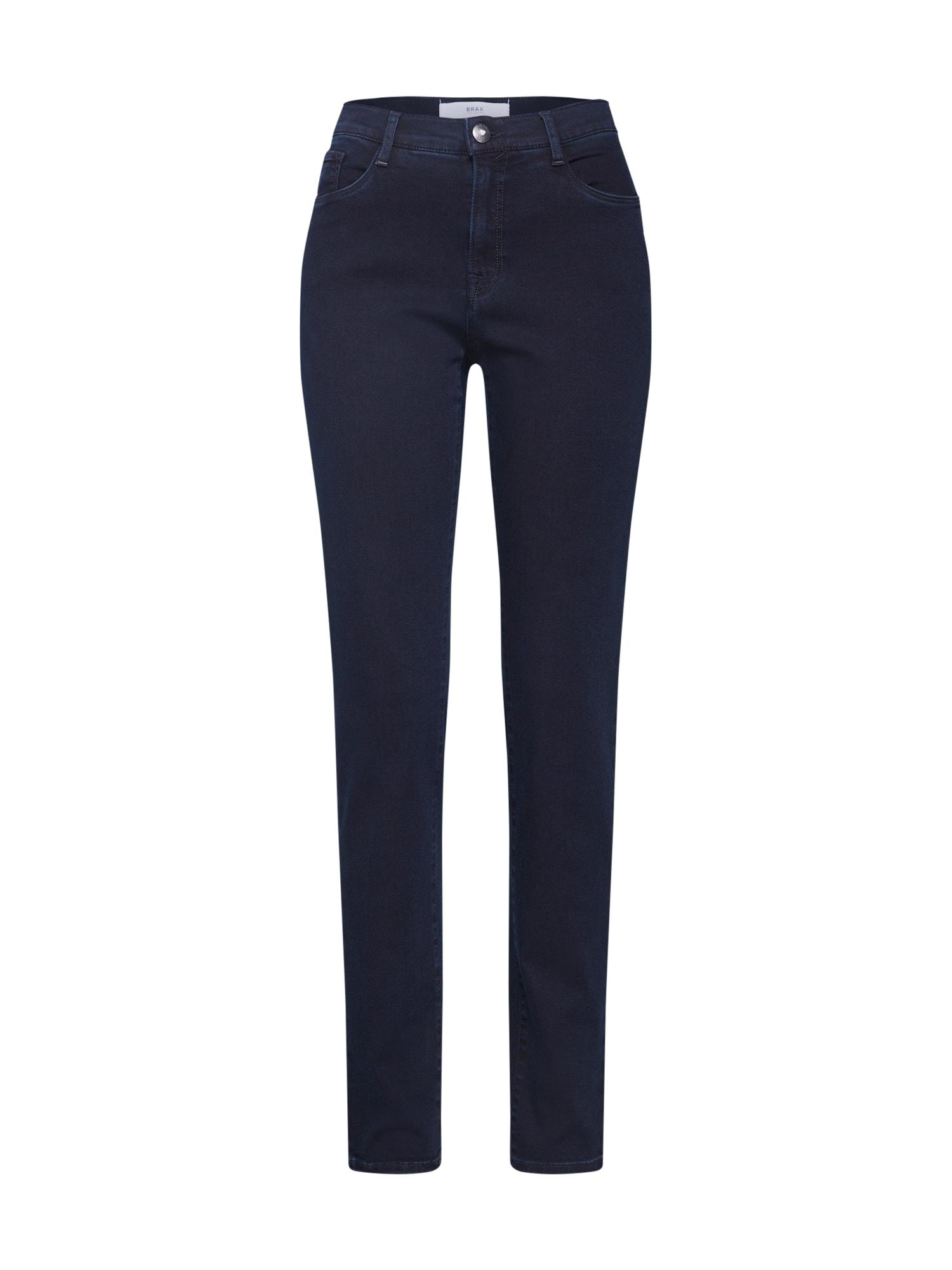 BRAX Džinsai tamsiai (džinso) mėlyna