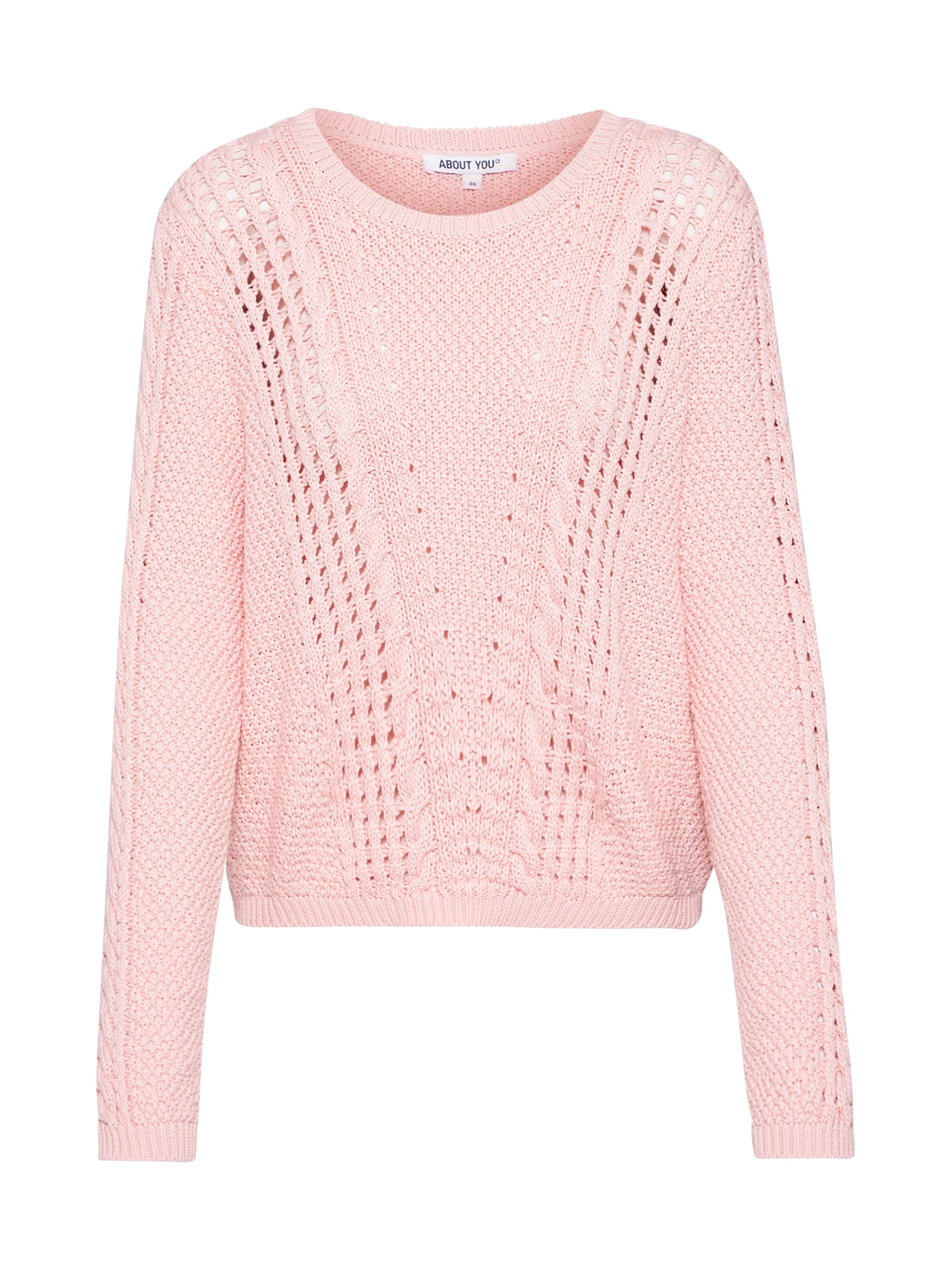ABOUT YOU Megztinis 'Nala' rožių spalva