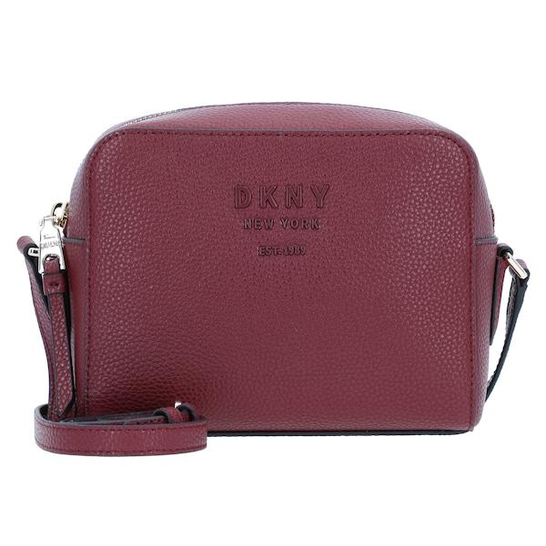 Schultertaschen für Frauen - Umhängetasche 'Noho' › DKNY › rotviolett  - Onlineshop ABOUT YOU