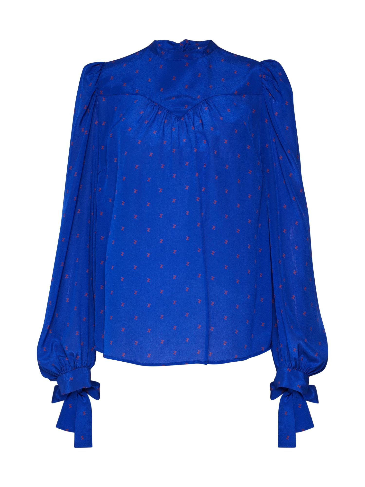 Custommade Palaidinė 'Angelica' mėlyna