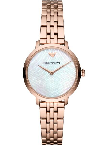 Uhren für Frauen - Emporio Armani Uhr bronze  - Onlineshop ABOUT YOU