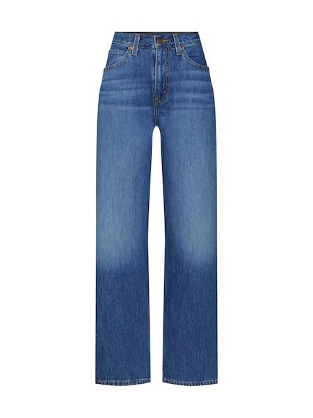 Hosen für Frauen - LEVI'S Jeans 'DAD JEAN' blue denim  - Onlineshop ABOUT YOU
