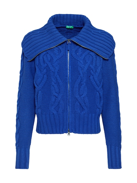 Jacken - Strickjacke › United Colors of Benetton › navy  - Onlineshop ABOUT YOU