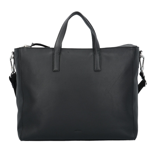 Businesstaschen für Frauen - BREE 'Cary 14' Businesstasche Leder 37 cm Laptopfach schwarz  - Onlineshop ABOUT YOU