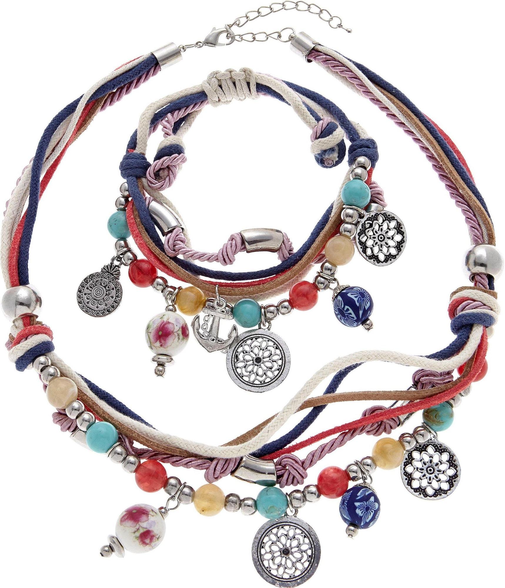 LASCANA Sada šperků  mix barev