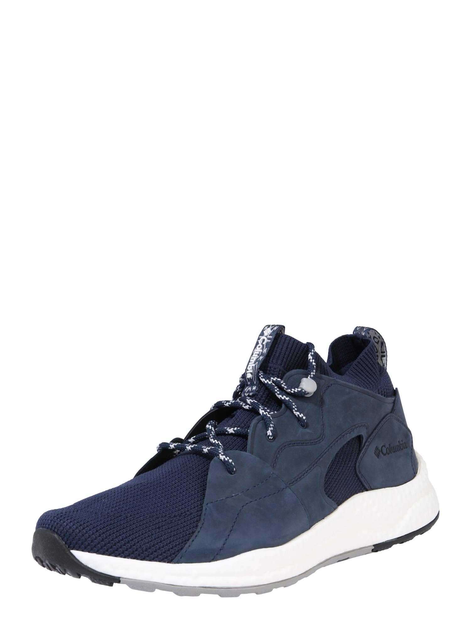 COLUMBIA Bėgimo batai 'SH/FT OD MID' tamsiai mėlyna