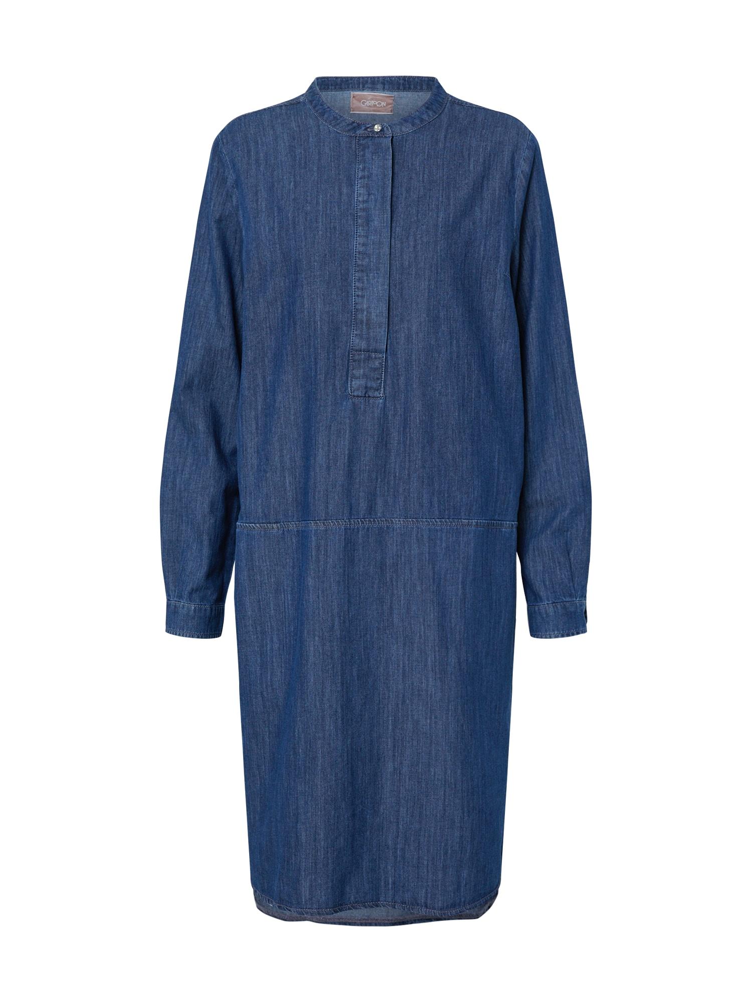 Cartoon Suknelė tamsiai (džinso) mėlyna