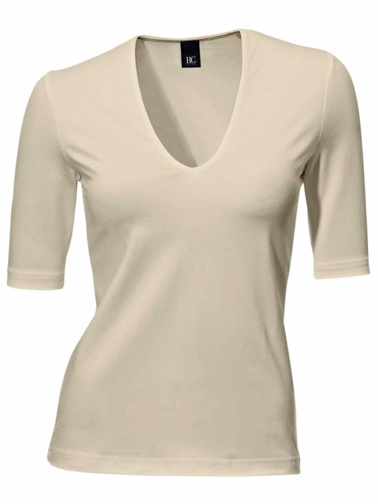 Ashley Brooke by heine Marškinėliai smėlio