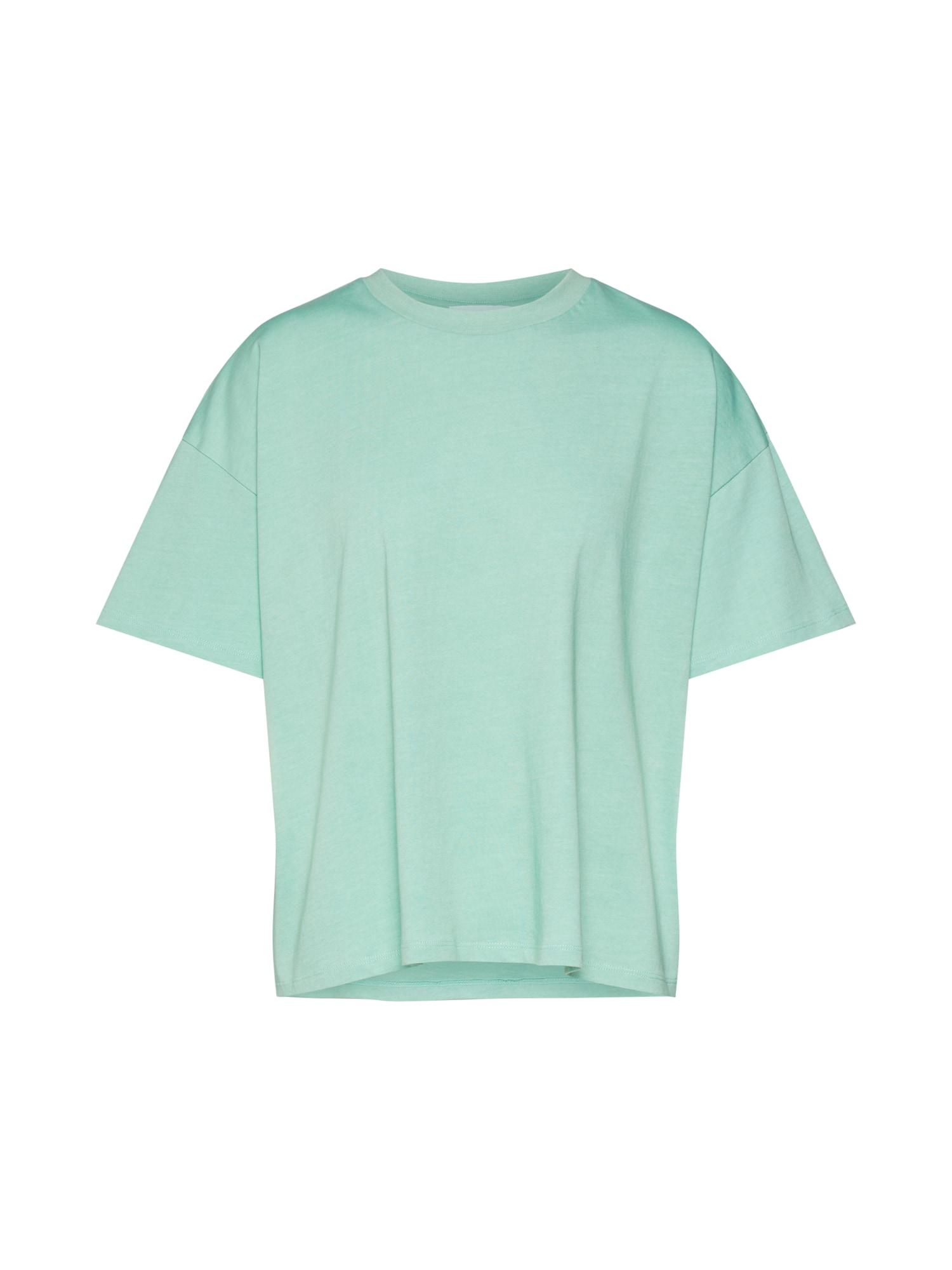 EDITED Marškinėliai 'Leah' žalia