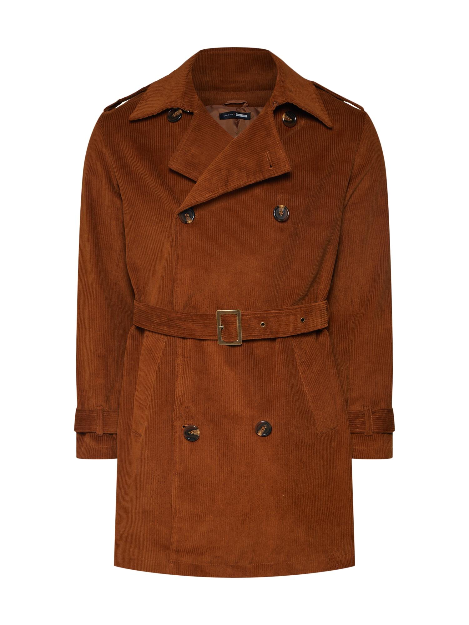 Přechodný kabát Colin koňaková MAGIC FOX X ABOUT YOU