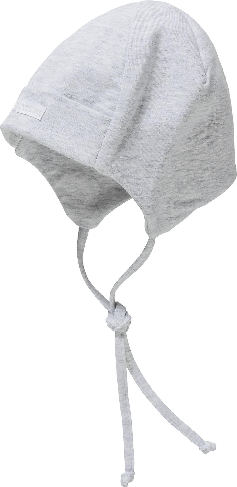 MAXIMO Megzta kepurė šviesiai pilka