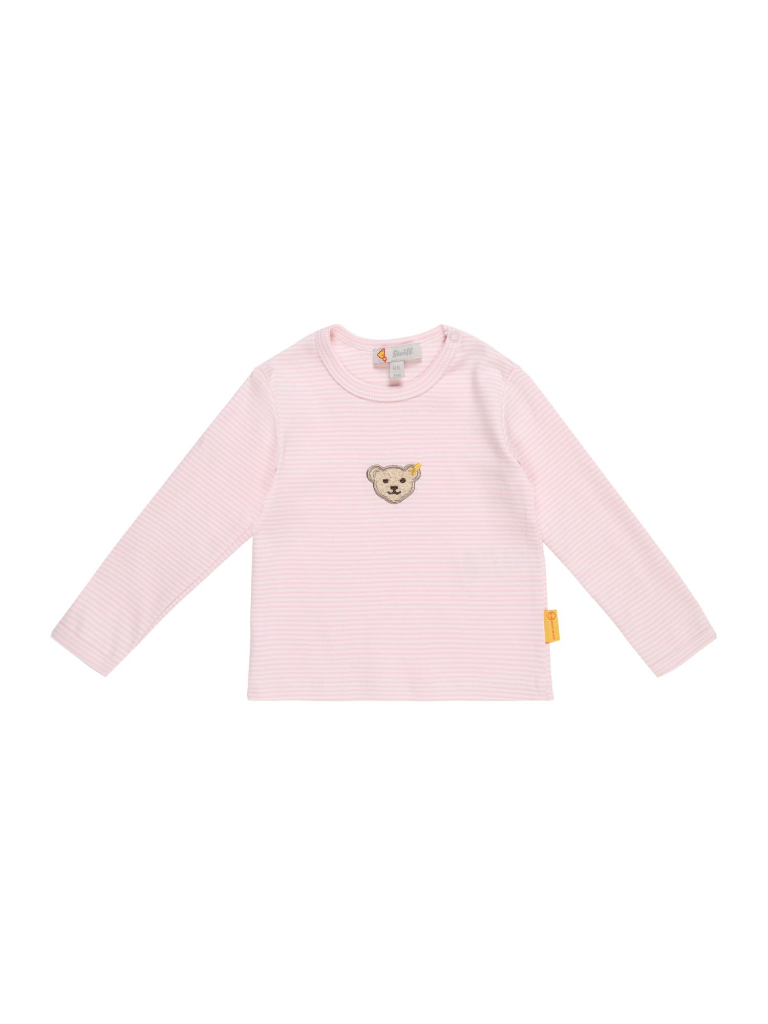 Steiff Collection Marškinėliai rožių spalva