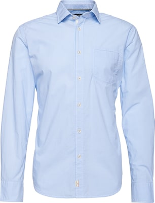 Marc O'Polo Hemd 'Kent collar, inserted pocket'