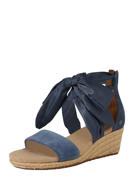 Sandalen für Frauen - UGG Sandalen 'Trina' royalblau  - Onlineshop ABOUT YOU