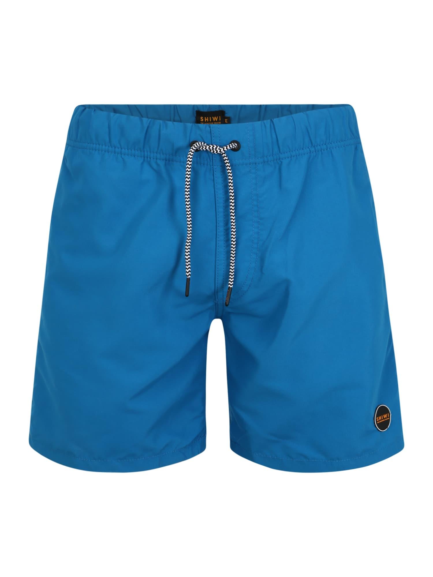 Shiwi Plavecké šortky 'mike'  modrá