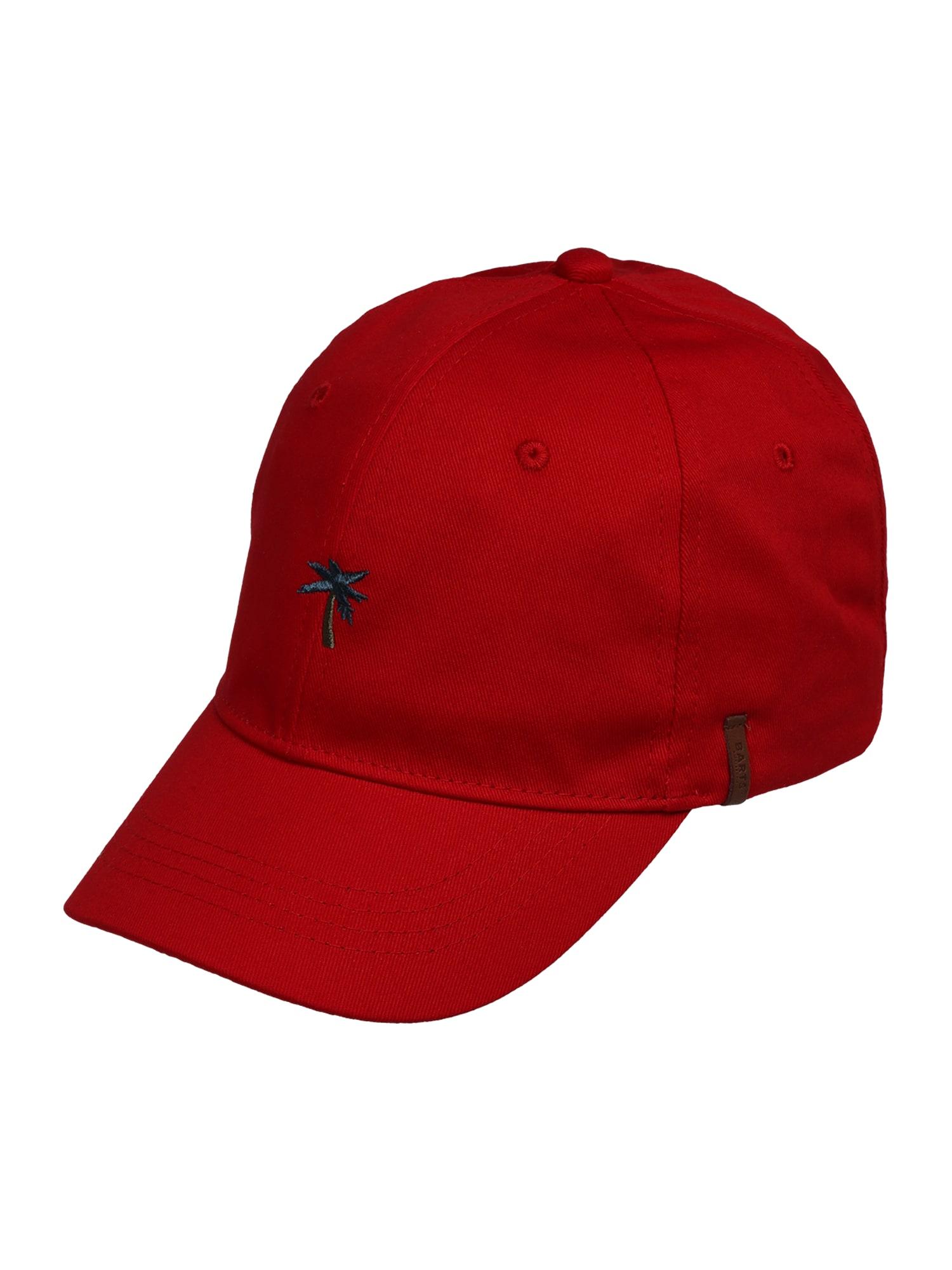 Barts Kepurė 'Posse' raudona / auksas
