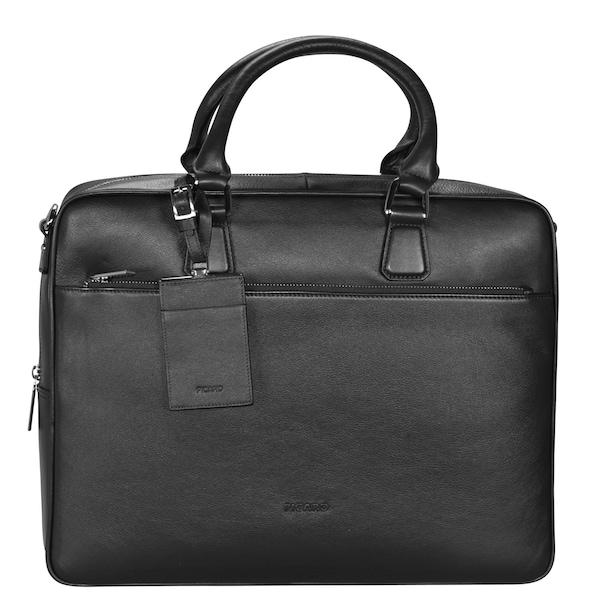 Businesstaschen für Frauen - Picard Maggie Aktentasche Leder 39 cm Laptopfach schwarz  - Onlineshop ABOUT YOU