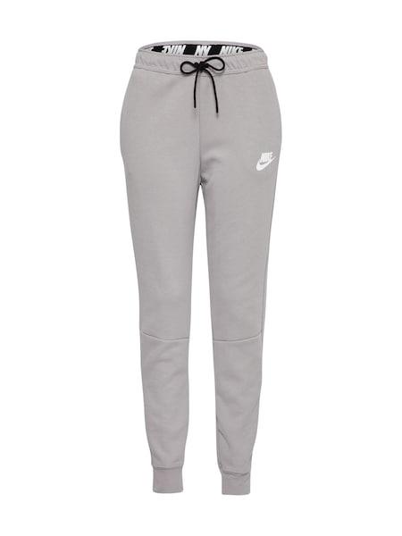 Hosen für Frauen - Nike Sportswear Sweathose 'NSW AV15' graumeliert  - Onlineshop ABOUT YOU