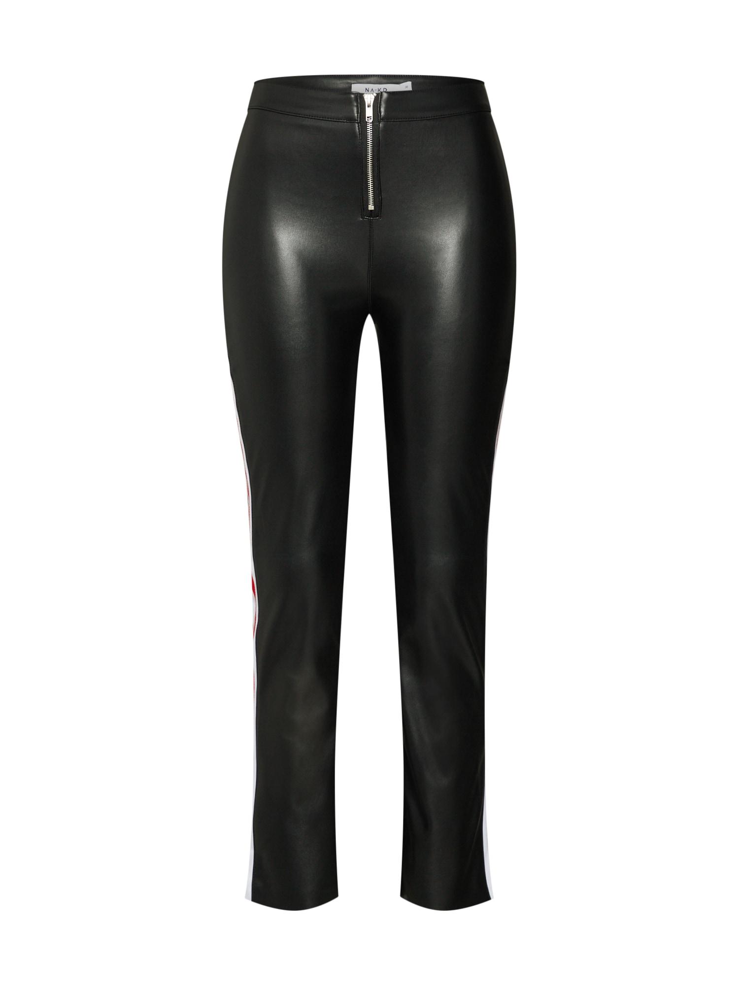 Kalhoty černá NA-KD