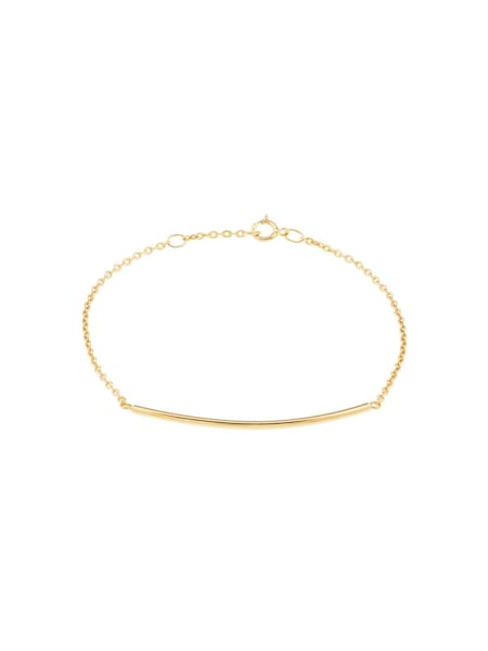 Armbaender für Frauen - ID Fine Dash Armband gold  - Onlineshop ABOUT YOU